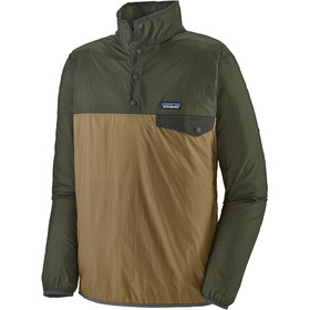 Patagonia Houdini Snap-T Pullover Hombre, classic tan